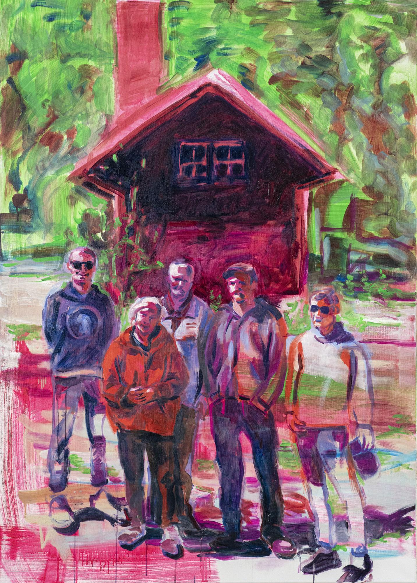 ed gnolos Painting